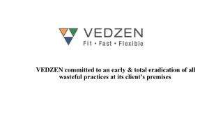 six sigma implementation in pune, lean six sigma | vedzen
