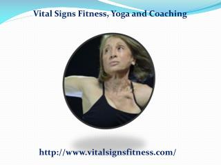Personal Trainer of Yoga NYC