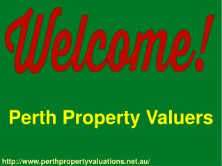 Find Property-solutions at Perth Propery Valuers