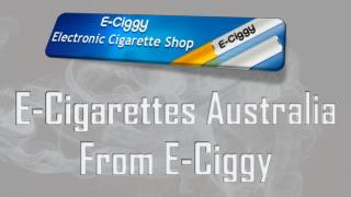E-Cigarettes Australia  From E-Ciggy