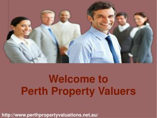 Find Property Valuation Support with Perth Propery Valuers