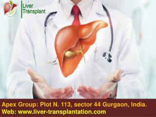 Best Liver Hospital With Top Surgons in India