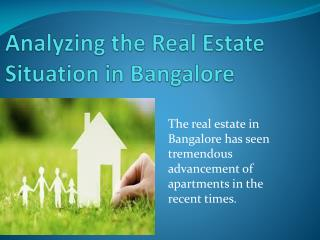 Buy Luxurious Flats in Bangalore