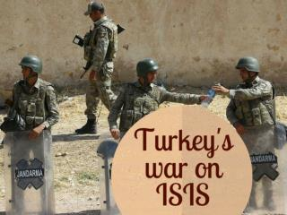 Turkey's war on ISIS