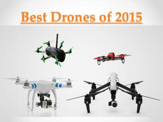 Have a Look on Worlds Top 5 Drones For Sale In 2015
