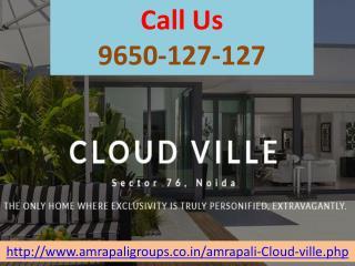 Amrapali Cloud Ville Luxurious Apartment
