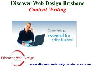 Brisbane Copy Writing