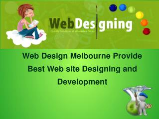 Discover Web design for web developing and logo design