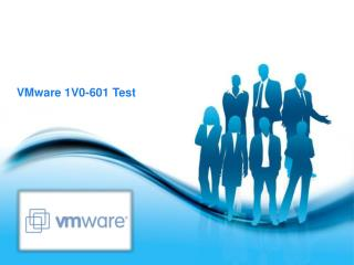 VMware 1V0-601 Certified Associate 6 - Data Center Virtualization Fundamentals Exam
