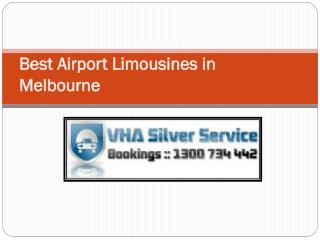 Best Airport Limousines in Melbourne