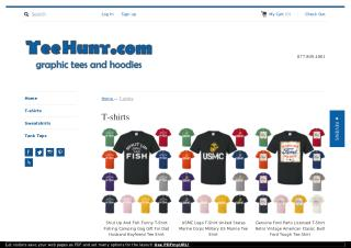 Tee Hunt Unique Cool T-Shirts For Men and Women
