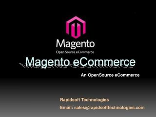 Why You Should Hire a Magento eCommerce development company