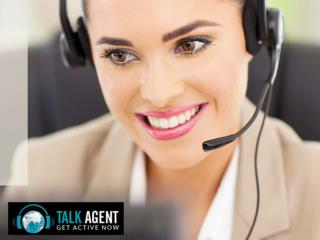 Click To Talk Support from Talk Agent
