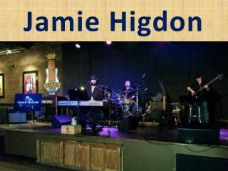 Jamie Higdon