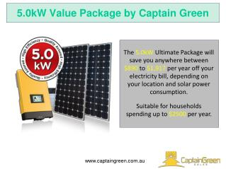 Solar Power System and Panels – Sydney
