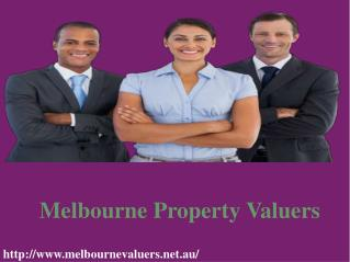 Assets registration with Melbourne Property Valuers