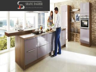 Kitchen Cabinets In Dubai