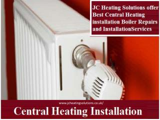 JC Heating Solutions
