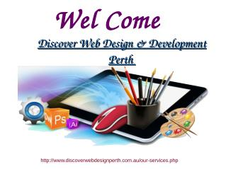 Perth Web Design Services