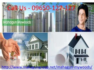 Mahagun Mywoods at Greater Noida West, Sector – 16c
