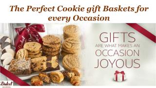 The Perfect Cookie gift Baskets for every Occasion