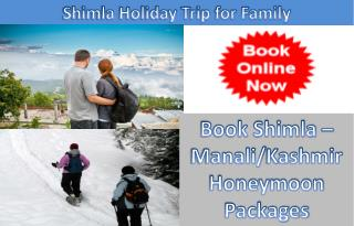 Domestic-Tour-Packages-for-Shimla