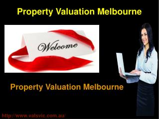 Find the best solution of your valuation problem with Valuations VIC