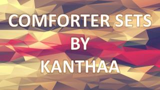 COMFORTER SETS  BY  KANTHAA