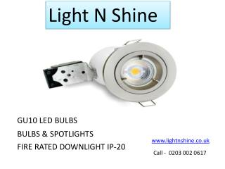 We Offer a Wide Range of LED Products