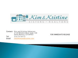 Kim and Kristine Halverson Realty