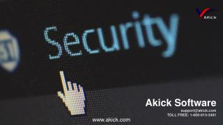Download free akick best security products | 1-800-813-3481