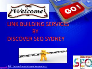SEO Link Building Services in Sydney