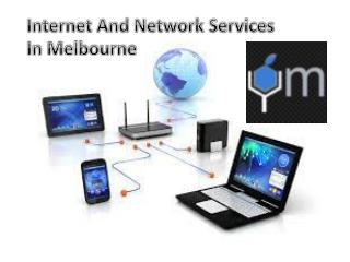 Internet And Network Services In Melbourne
