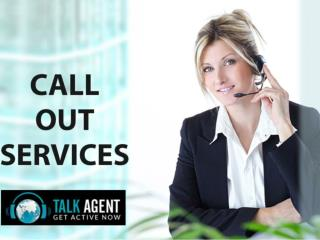 Call Out Services From Talk Agent