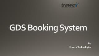 GDS Booking System