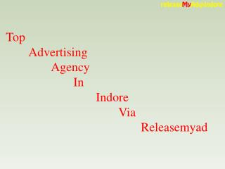 Top Level Advertising Agency in Indore