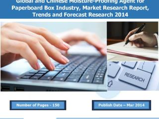 Metallized paper Industry Research Report 2014 Global Market