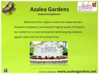 Assisted Living Florida - Azalea Gardens