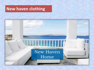 New haven clothing
