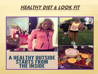 Tips for Diet and Fitness