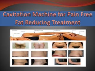 Pain Free Fat Reducing Treatment