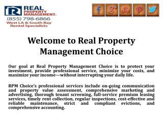 Mar Vista Property Management