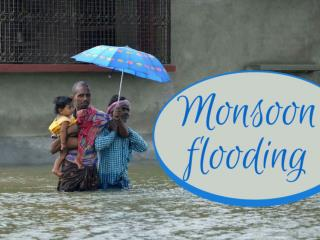 Monsoon Flooding