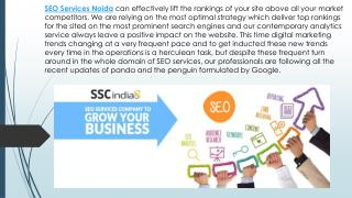 Best SEO Services in Noida