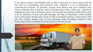 Transworld Packers and Movers Pune