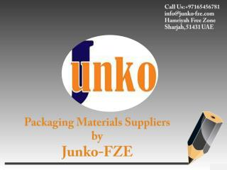 Packaging Materials Suppliers Is Made Easy Now