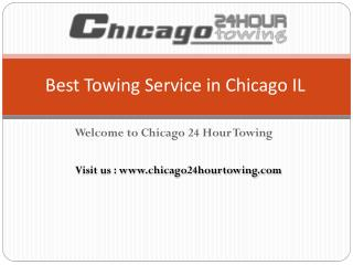 towing service Chicago il