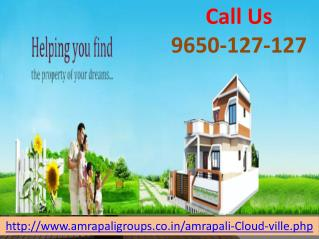 Amrapali Cloud Ville Apartment at Sector -76, Noida