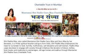 Charitable Trust in Mumbai