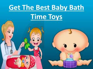 Bath Toys for Babies: Best For 5 To 8 Years Old Kids